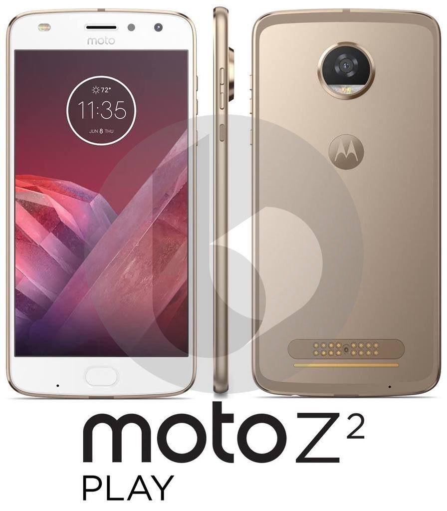 Moto z2 play leaked