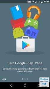 google opinion reawrds app