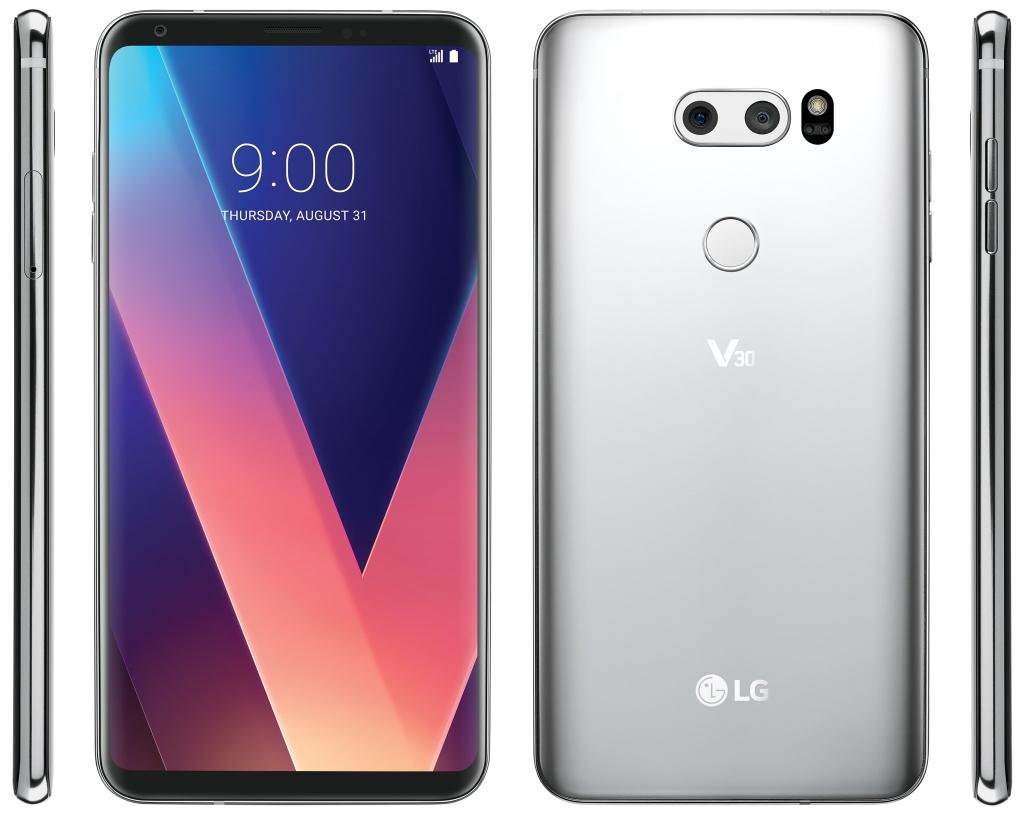 LG V30 leaked