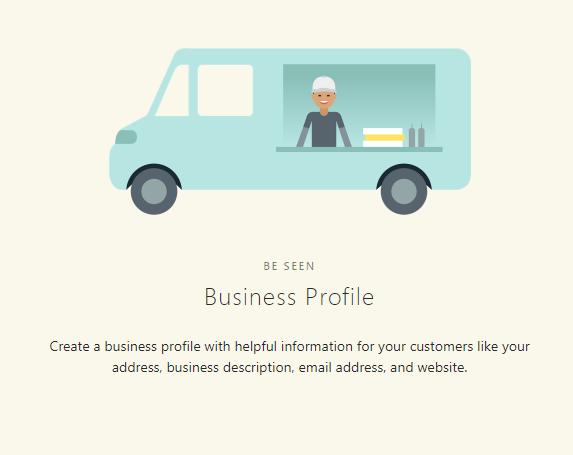 WhatsApp Business : Business Profile