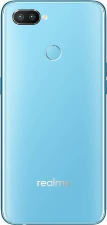 Realme 2 Pro (SkyBlue) with Dual Rear Camera
